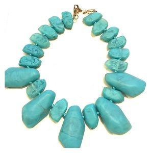 Bebe statement necklace